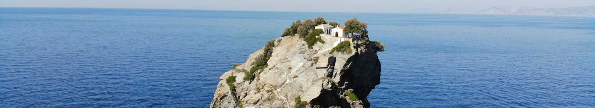 Řecko, Skopelos, Agios Ioannis1