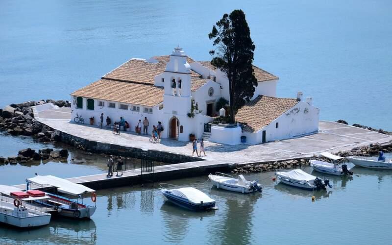 Řecko, Korfu, Kerkyra